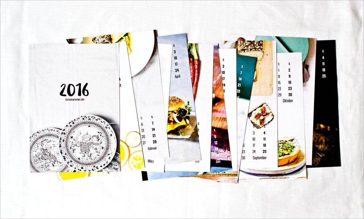 Kalender 2016 | chestnutandsage.de