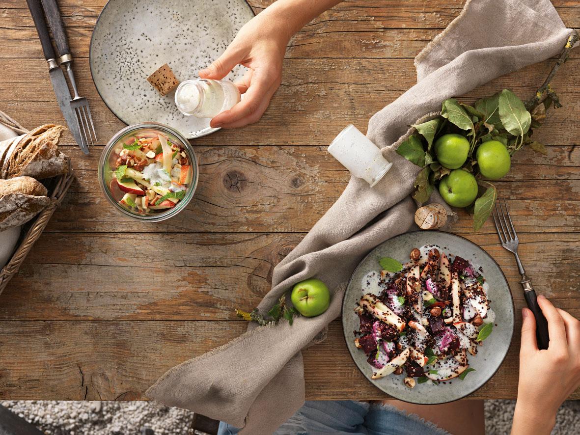Shaking Salad Shaking Salad © Eisenhut & Mayer/Brandstätter Verlag