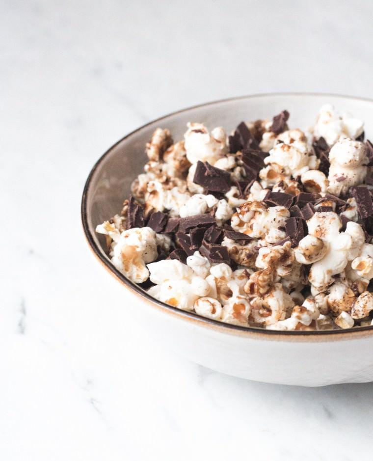 Karamell-Popcorn | flowersonmyplate.de