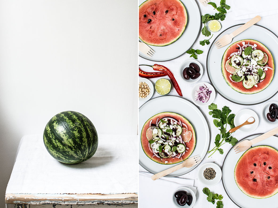 Melonensalat | chestnutandsage.de