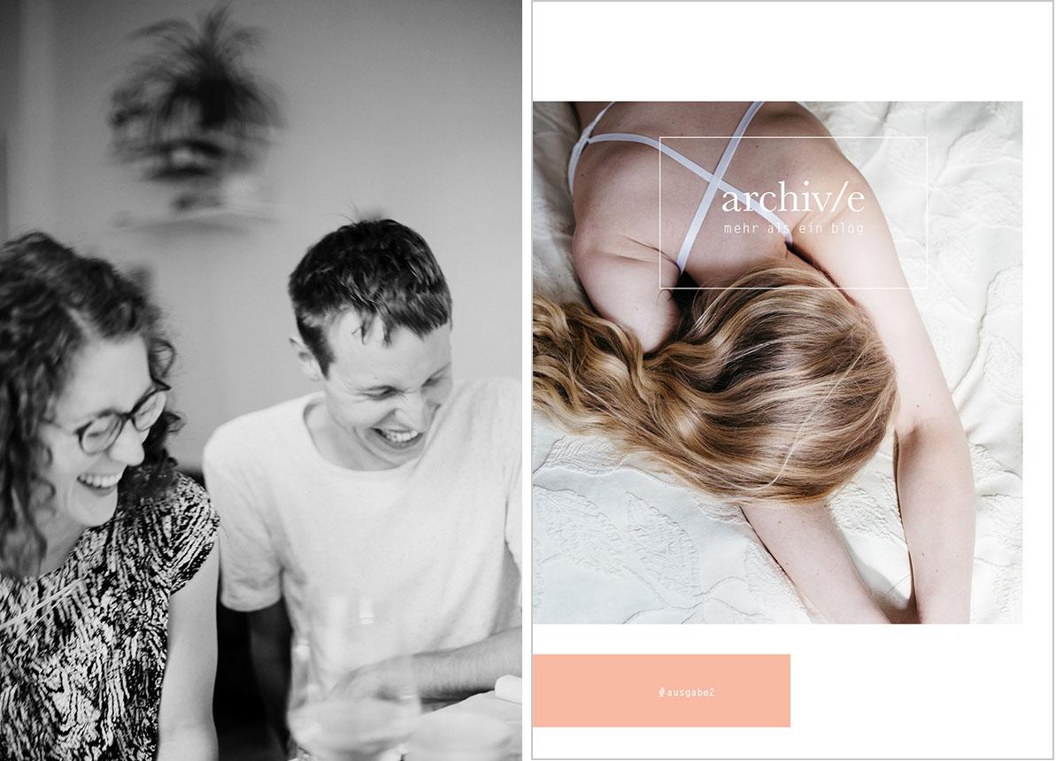 archiv/e Magazin | Lina und Anselm