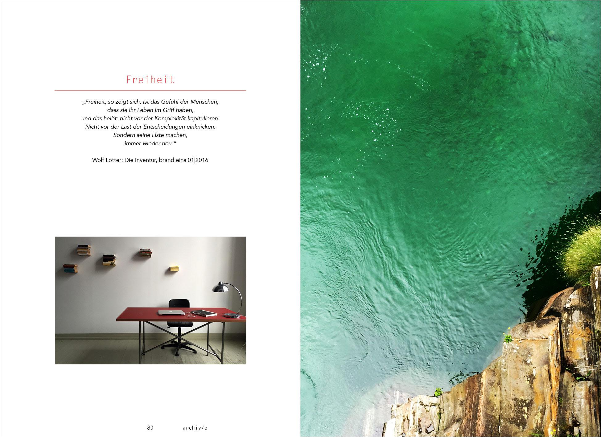 archiv/e Magazin |M I MA