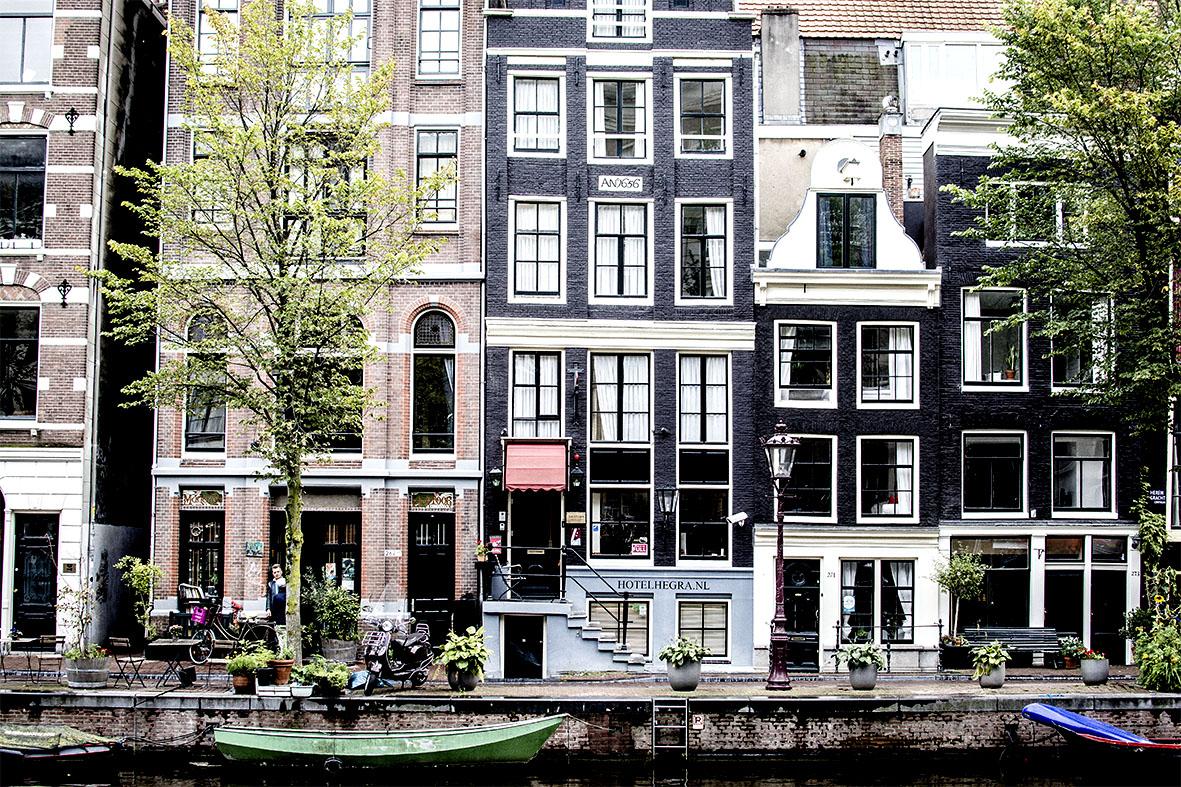 Amsterdam  Grachten  chestnutandsage.de