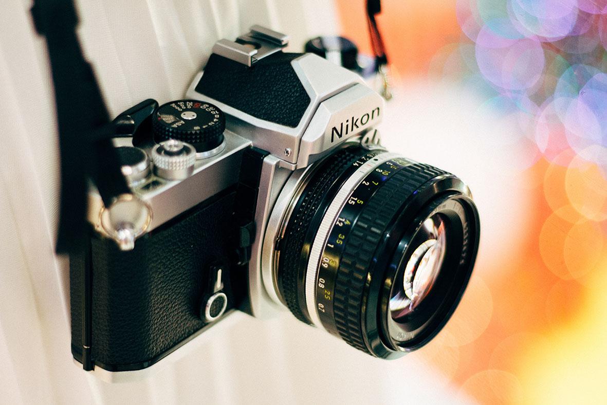 Nikon | Joseph Chan | unsplash.com