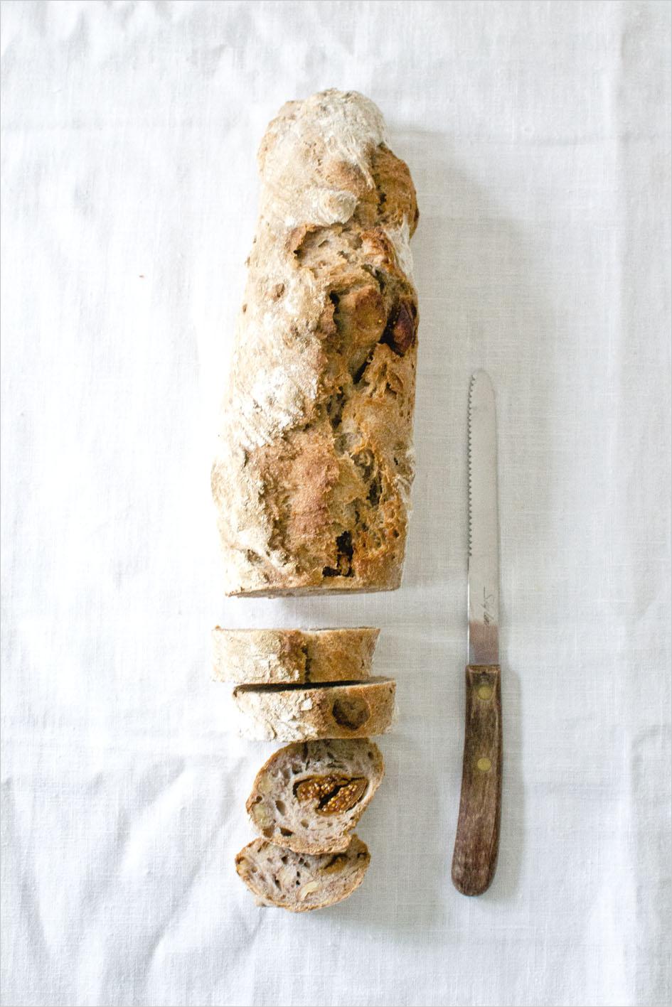 Feigen-Walnuss-Brot | chestnutandsage.de