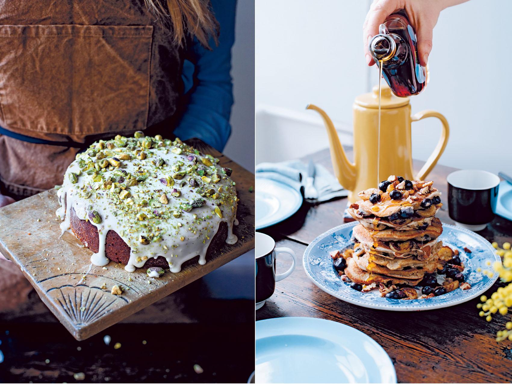 Pancakes | Pistazienkuchen | © BrianFerry
