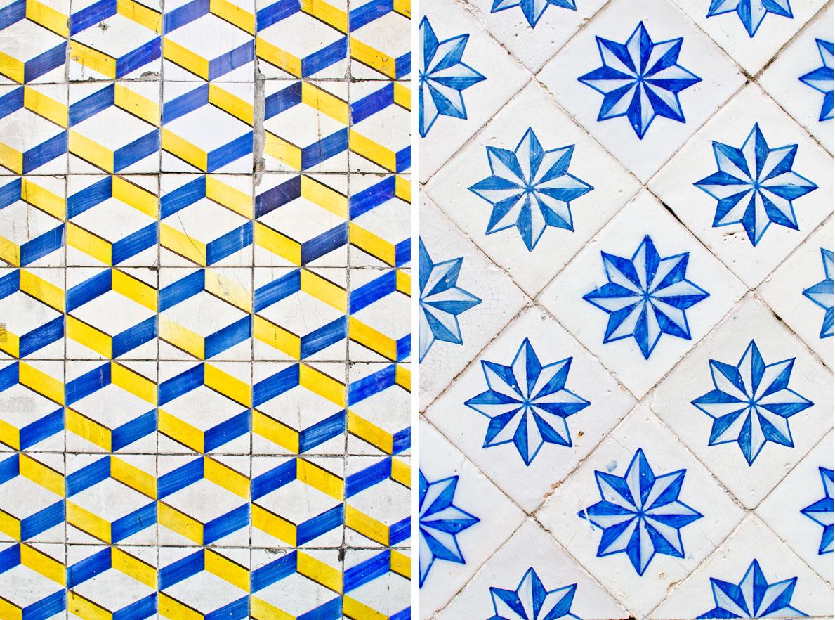 Lisbon tiles | chestnutandsage.de