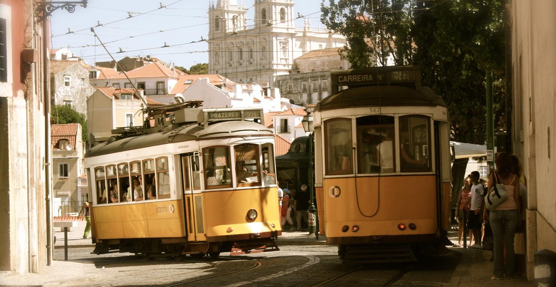 Tram Lisboa | unsplash.com