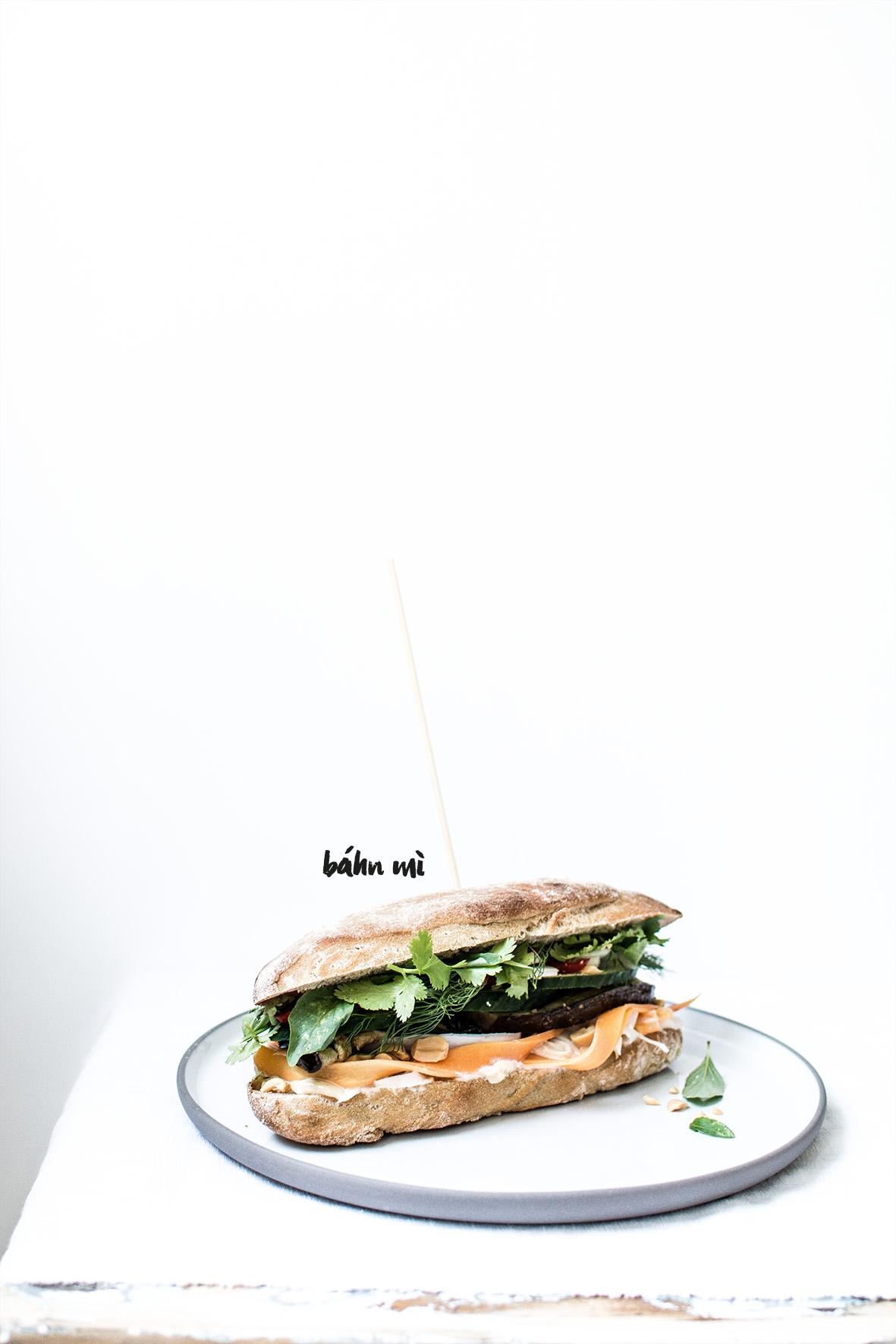 vietnamesisches Baguette | chestnutandsage.de