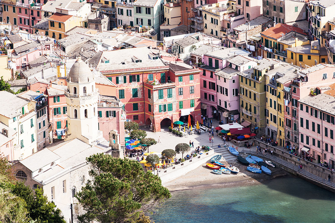 Vernazza | via unsplash.com