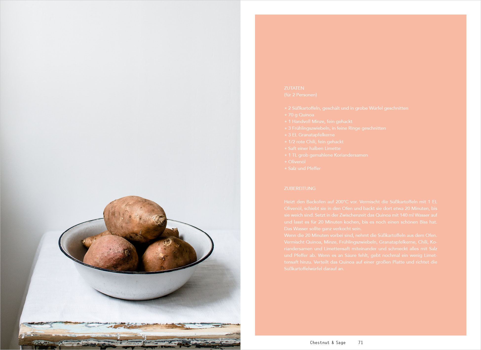 archiv/e Magazin |chestnut&sage