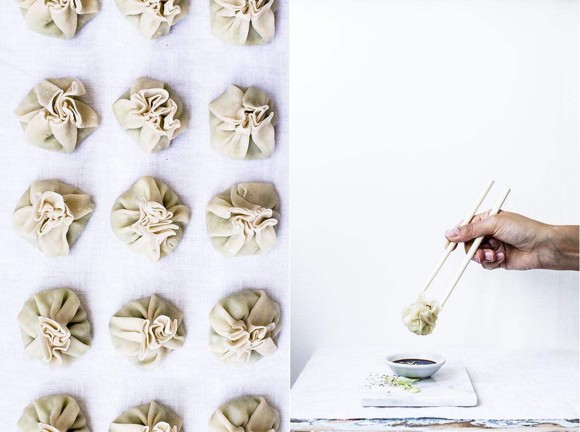 Chinese Dumplings | chestnutandsage.de