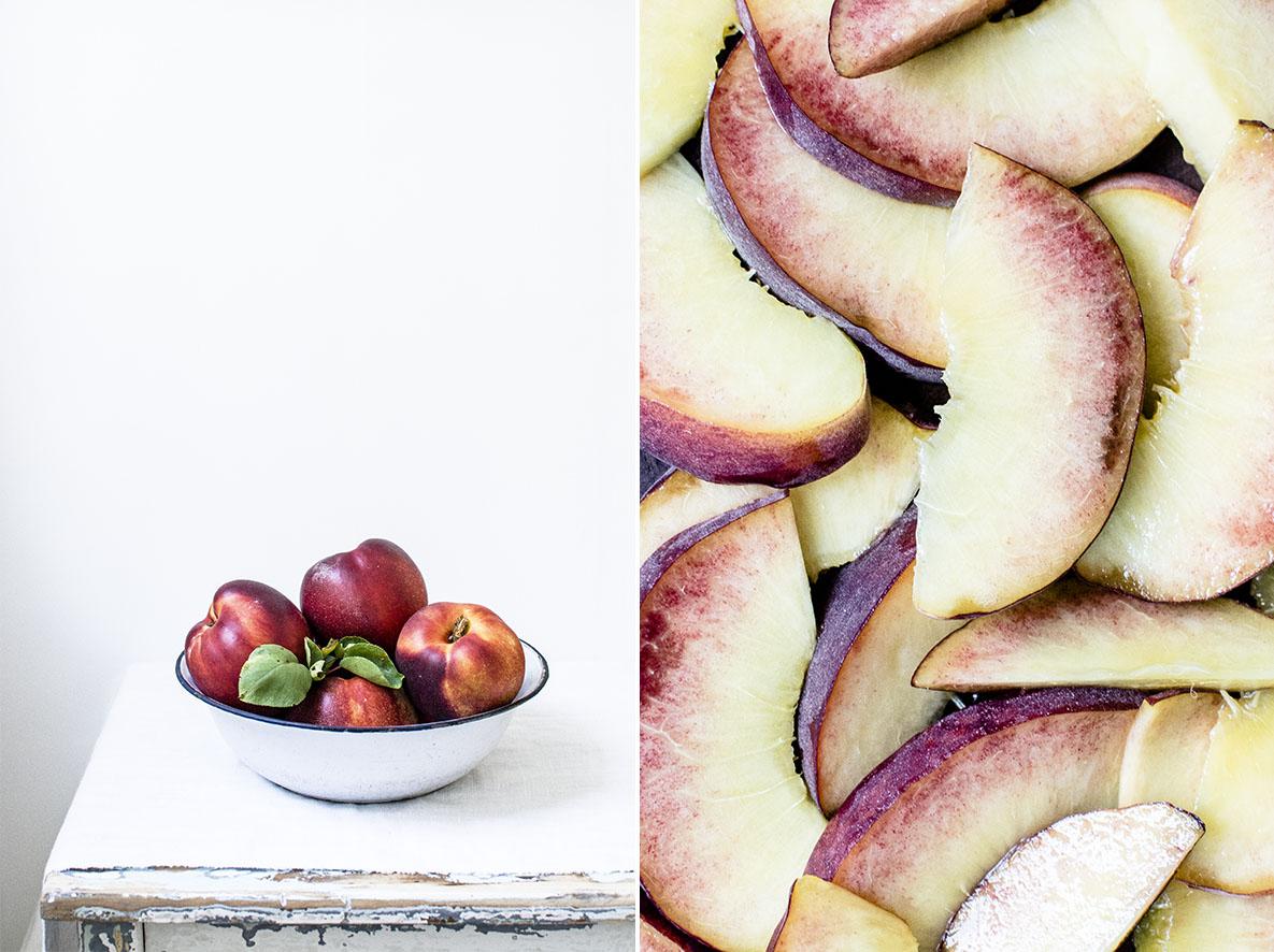 Pfirsiche und Nektarinen | chestnutandsage.de