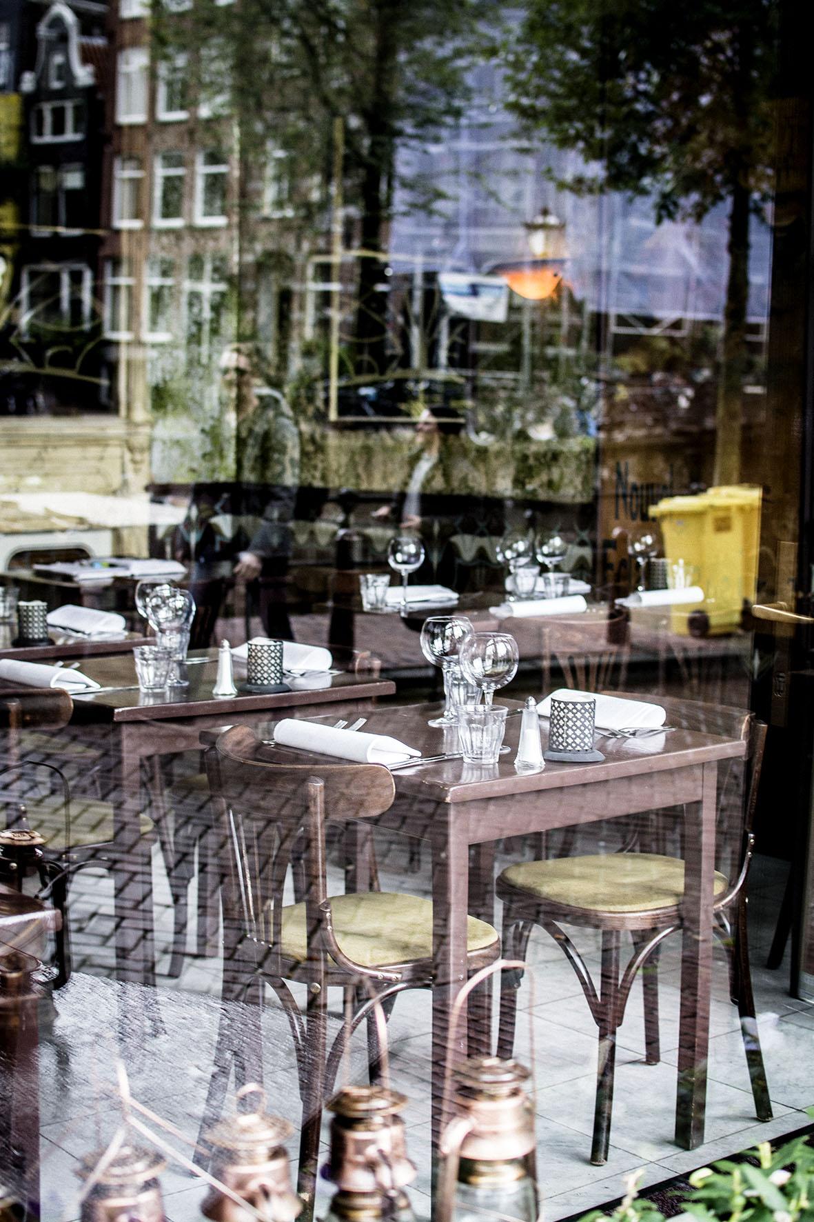 Amsterdam | Restaurant |chestnutandsage.de