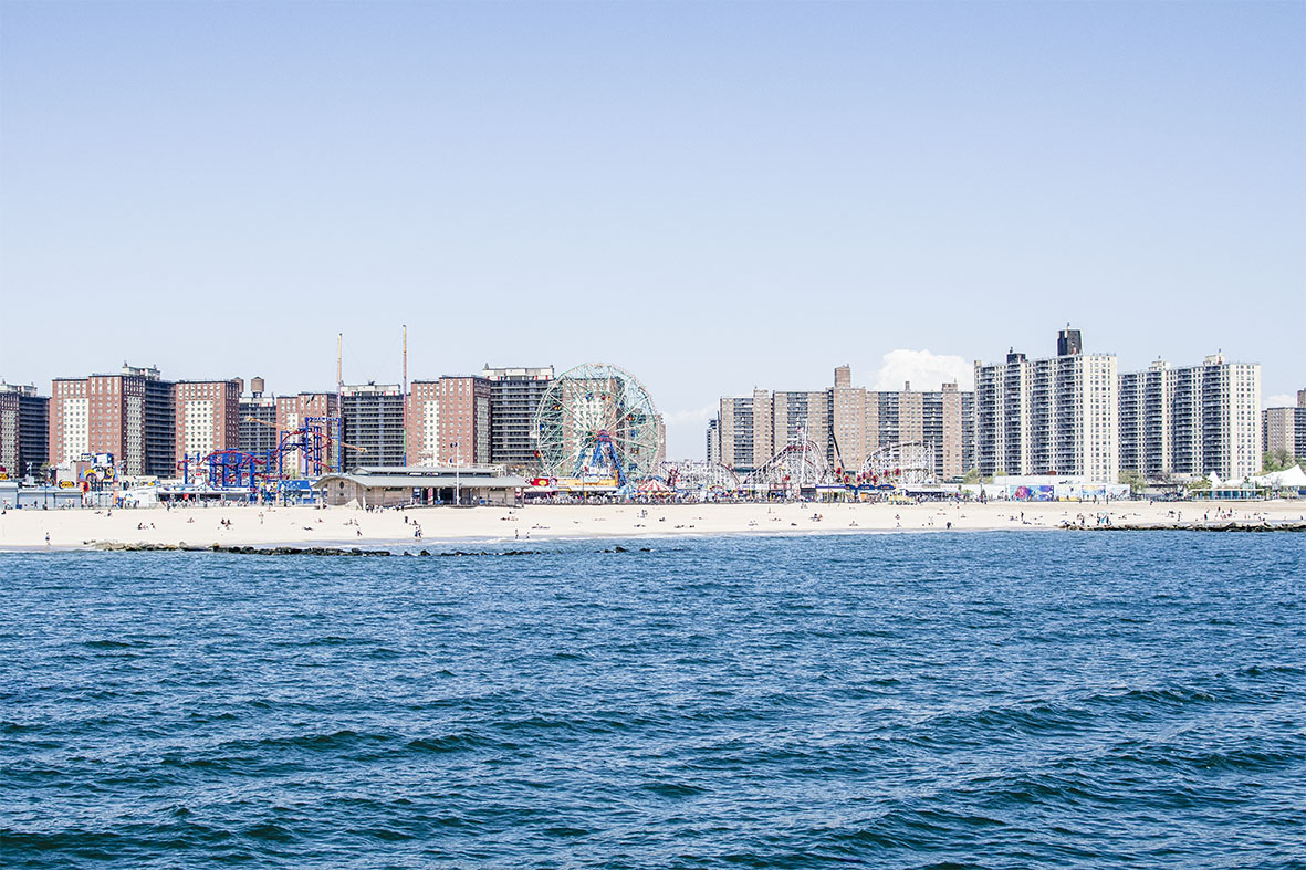 NYC | Coney Island | chestnutandsage.de