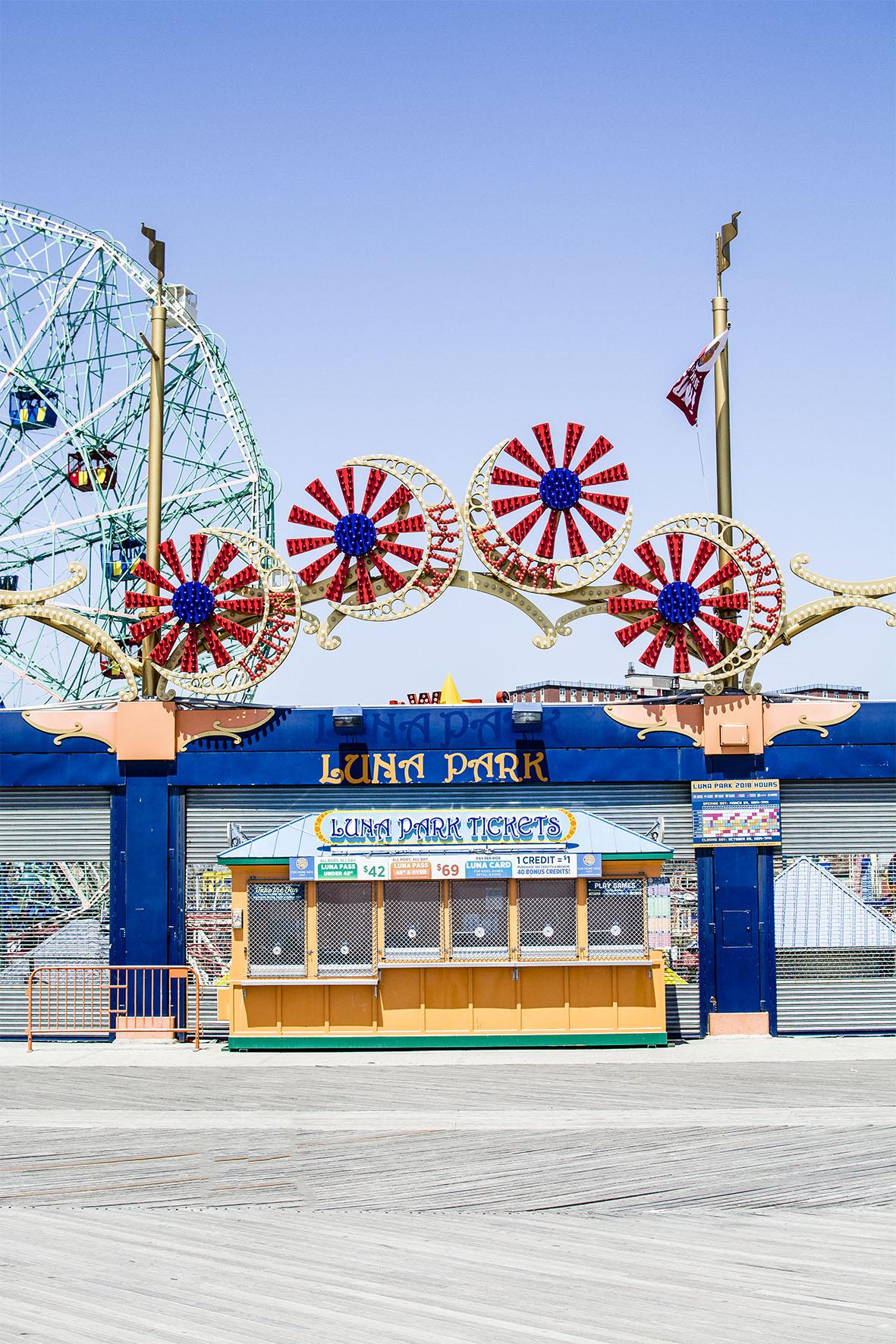 NYC ConeyIsland |Luna Park | chestnutandsage.de