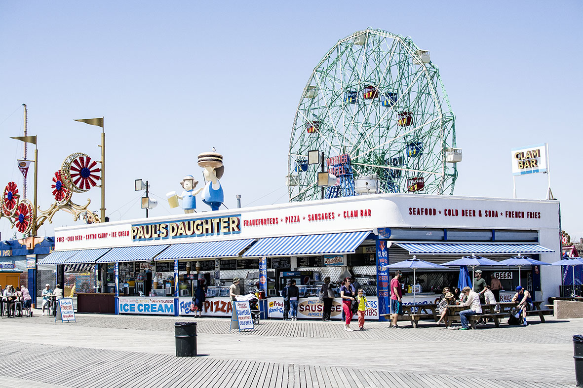 NYC ConeyIsland | Paul's Daughter | chestnutandsage.de